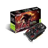 ASUS Cerberus-GTX1050TI-A4G Gaming Grafikkarte (Nvidia, PCIe 3.0, 4GB GDDR5 Speicher, DVI, HDMI,...