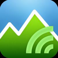 Terrain Radar Höhenmesser iPhone App