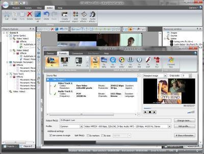 VSDC Free Video Editor Version 2.1.8