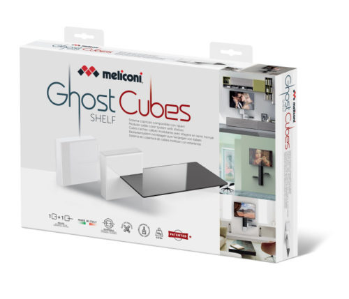 Ghost Cubes von Meliconi