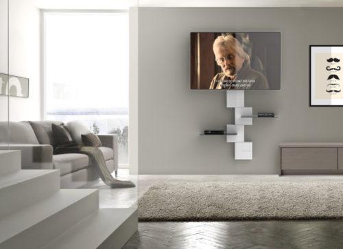 Einrichtungsbeispiel Ghost Cubes von Meliconi