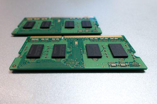 Arbeitsspeicher oder auch RAM Speicher