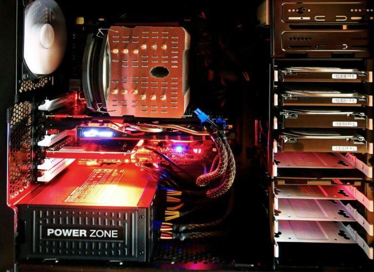Computer Technik Komponenten