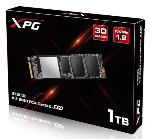 ADATA präsentiert den XPG-Speicher SX6000