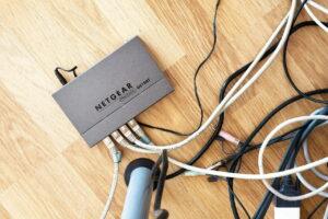 Ein Router ist ein wichtiges Gerät in einem Netzwerk