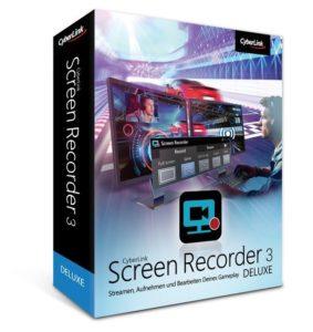 CyberLink Screen Recorder 3
