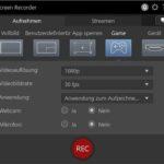 CyberLink Screen Recorder 3 zum Streamen, Aufnehmen und Bearbeiten von Gameplay-Mitschnitten