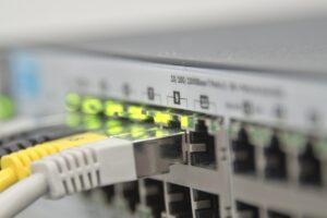 Internet Anschluss