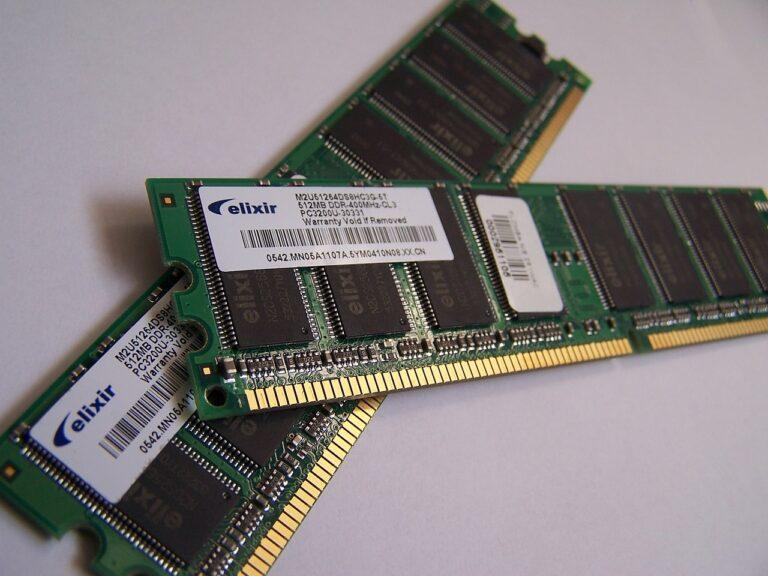 Arbeitsspeicher bzw. RAM-Module
