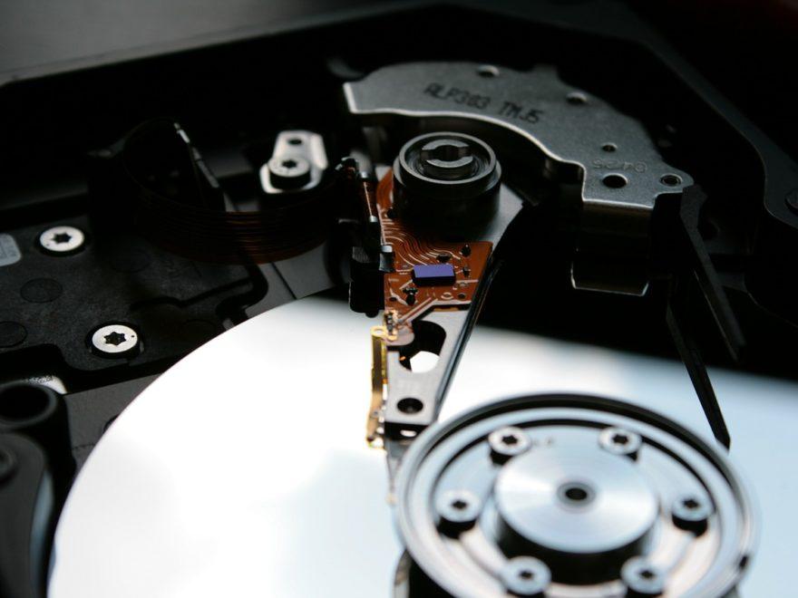 Daten auf Festplatte löschen
