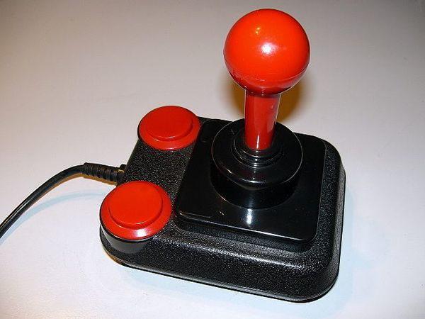 Joysticks mussten damals für fehlende Reaktionsgeschwindigkeit büßen