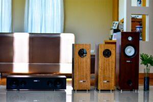 Lautsprecher für Heimkinosysteme