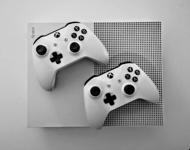 eSport mit der Xbox Spielekonsole